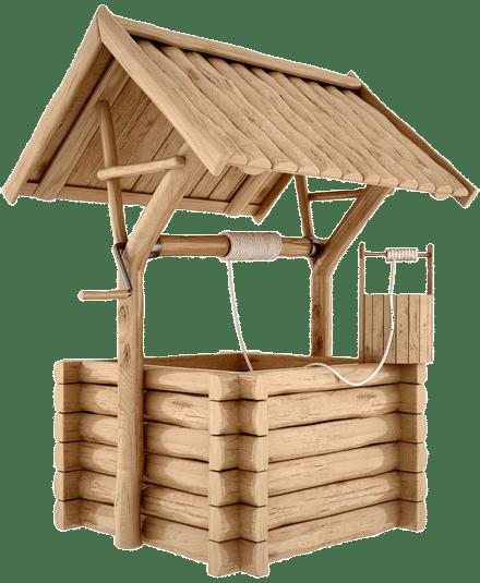 Процесс очищения колодца в Наро-Фоминске